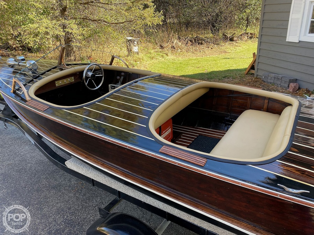 1946 Wagemaker boat for sale, model of the boat is Wolverine Custom & Image # 18 of 40