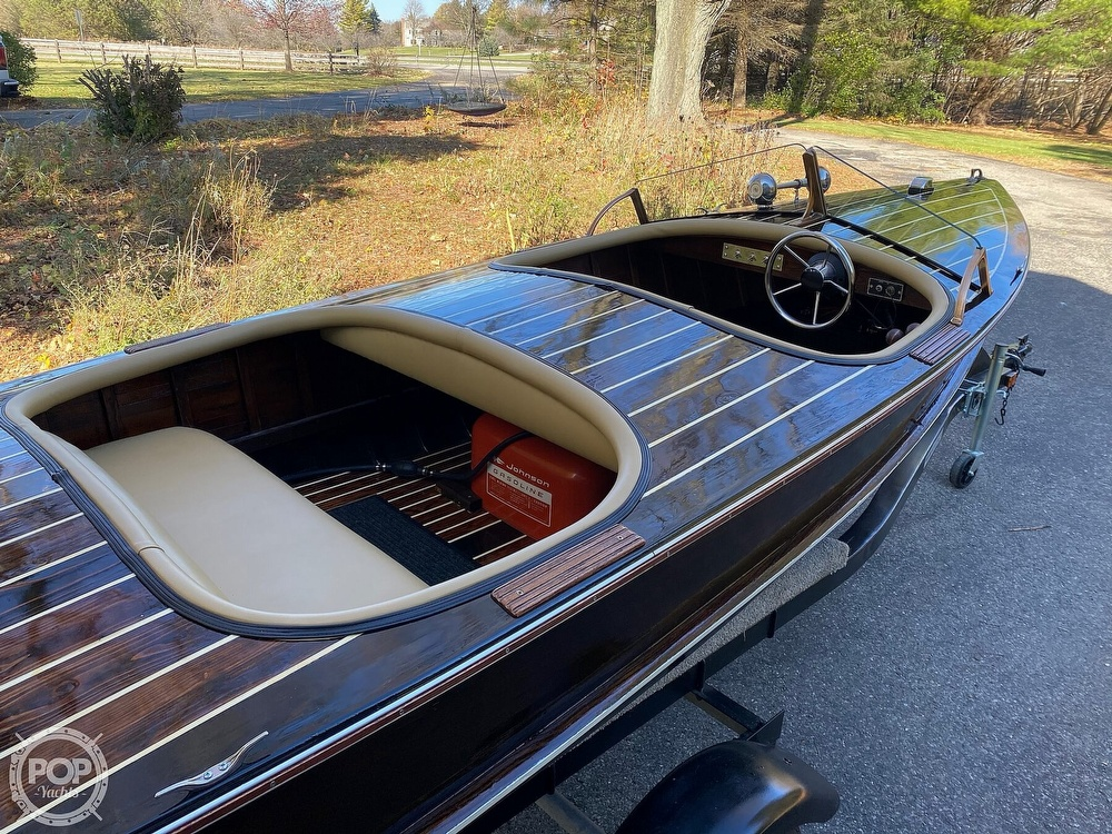 1946 Wagemaker boat for sale, model of the boat is Wolverine Custom & Image # 19 of 40
