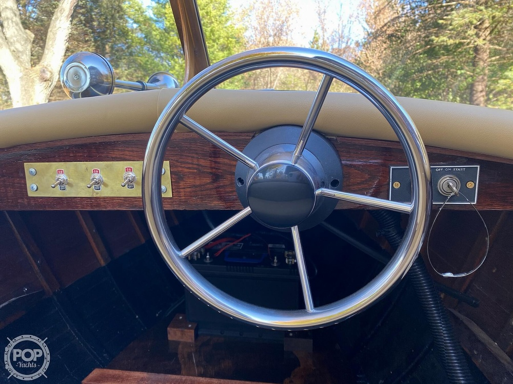 1946 Wagemaker boat for sale, model of the boat is Wolverine Custom & Image # 25 of 40