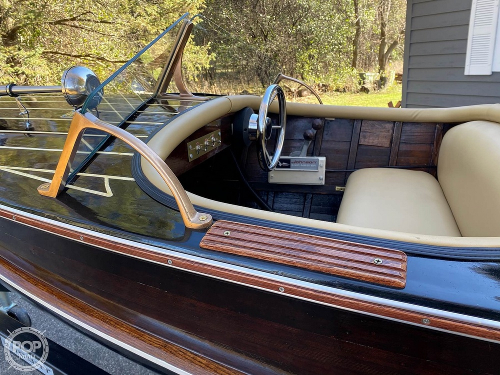 1946 Wagemaker boat for sale, model of the boat is Wolverine Custom & Image # 34 of 40