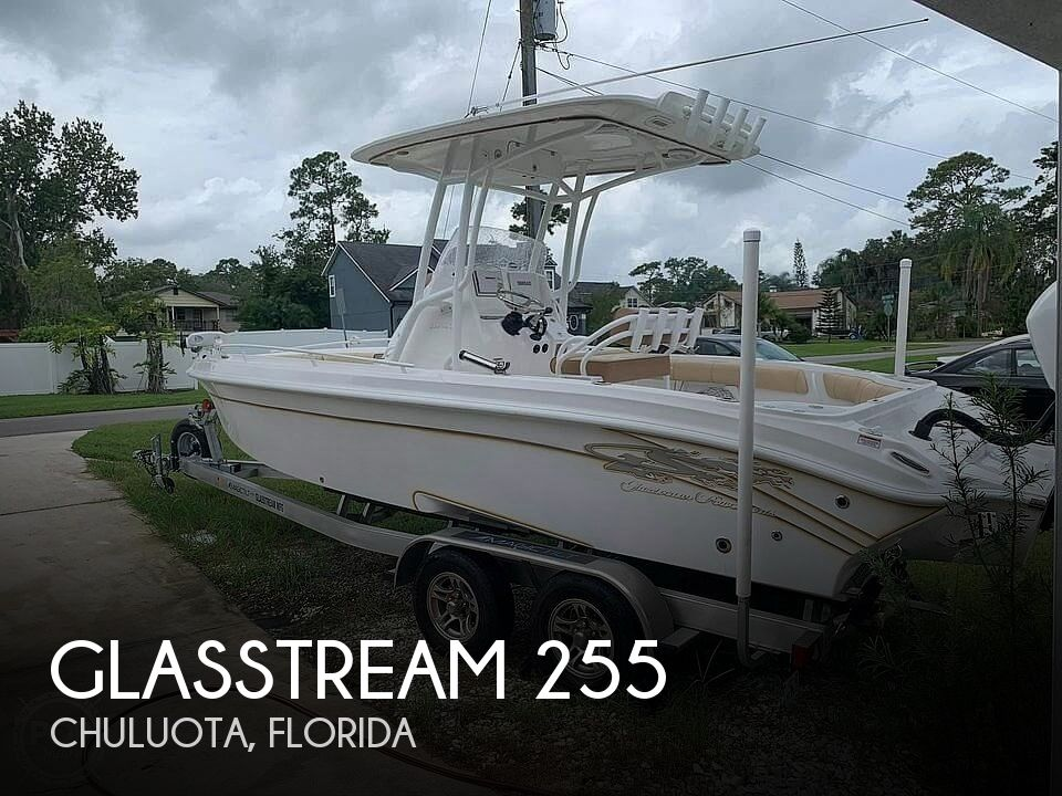 Used Glasstream Boats For Sale by owner | 2019 Glasstream 255 Pro-XS