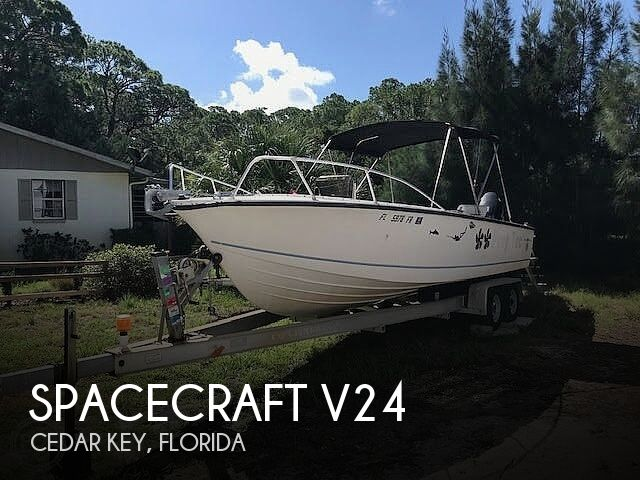 Used Spacecraft Boats For Sale by owner | 1987 Spacecraft 25
