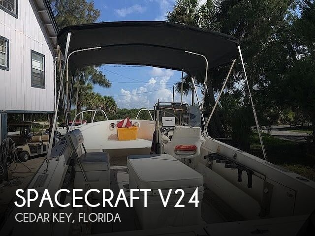 1987 Spacecraft boat for sale, model of the boat is v24 & Image # 1 of 40