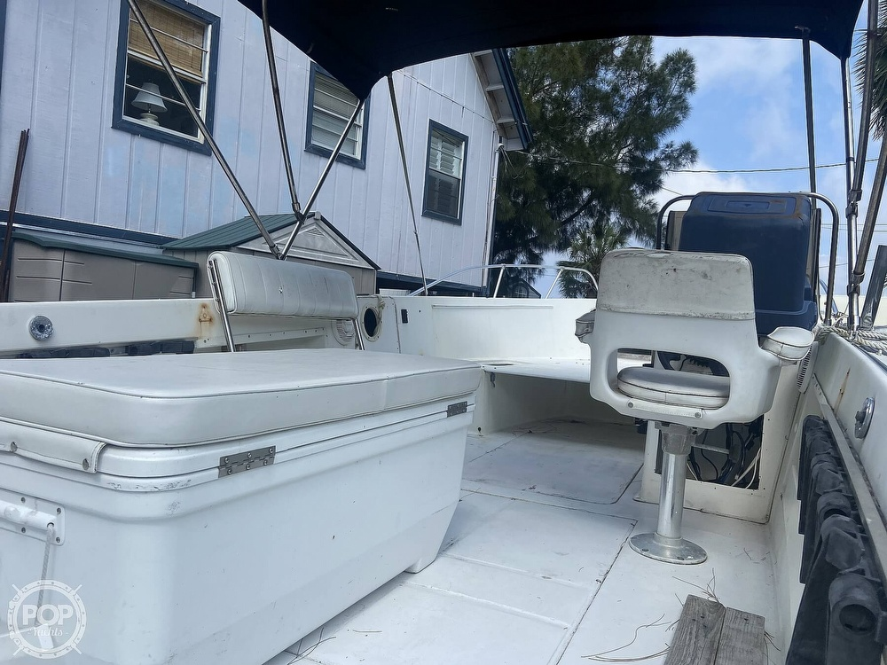 1987 Spacecraft boat for sale, model of the boat is v24 & Image # 20 of 40