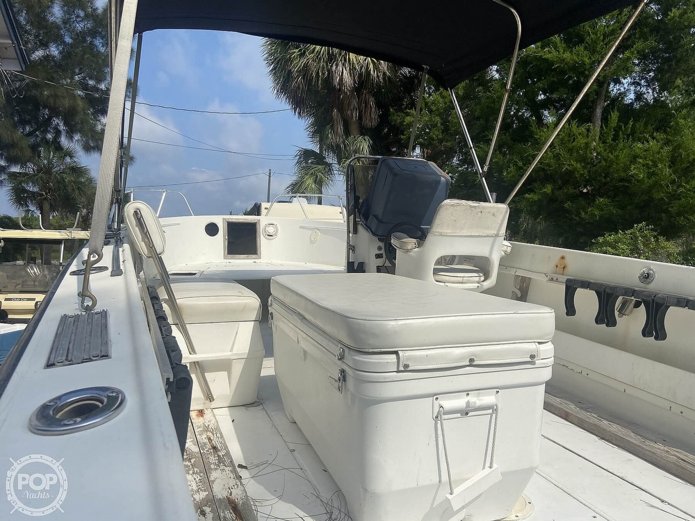 1987 Spacecraft boat for sale, model of the boat is v24 & Image # 23 of 40