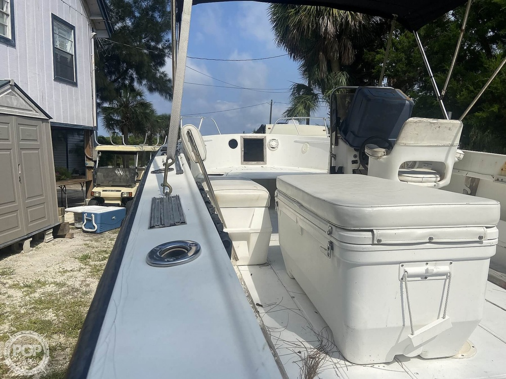 1987 Spacecraft boat for sale, model of the boat is v24 & Image # 25 of 40