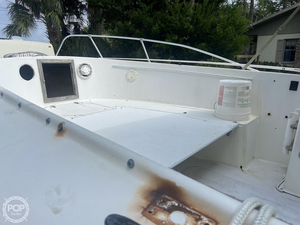 1987 Spacecraft boat for sale, model of the boat is v24 & Image # 37 of 40