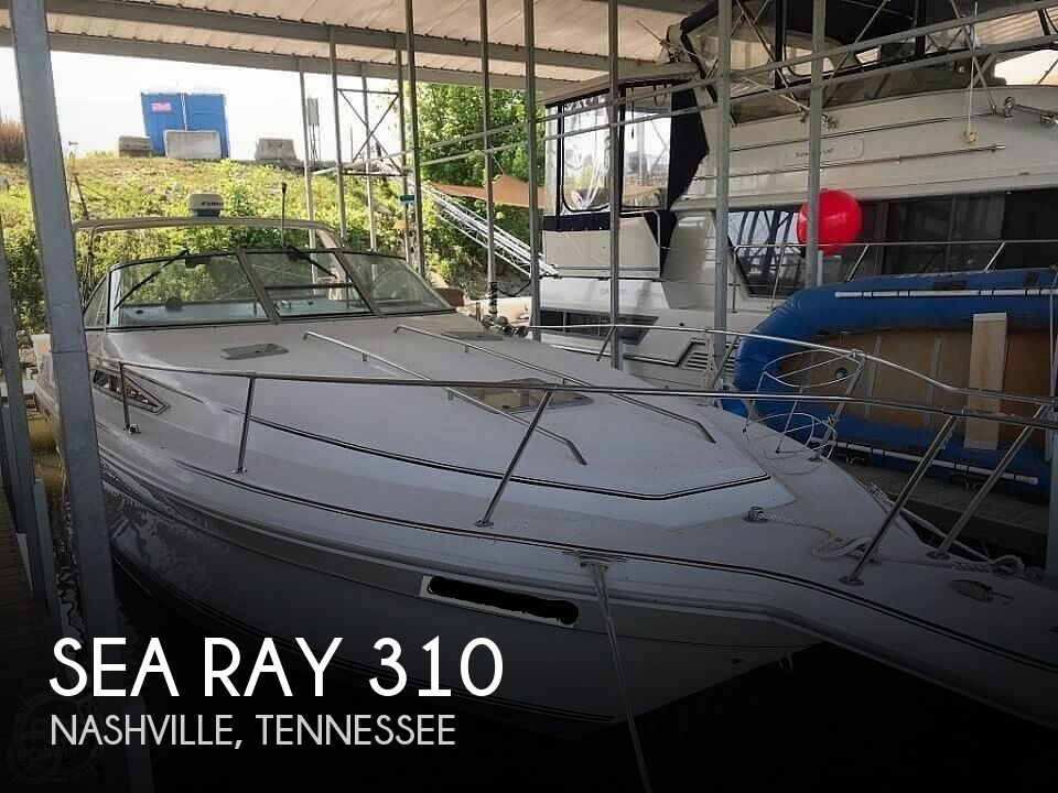 1990 Sea Ray boat for sale, model of the boat is 310 Sundancer & Image # 1 of 10