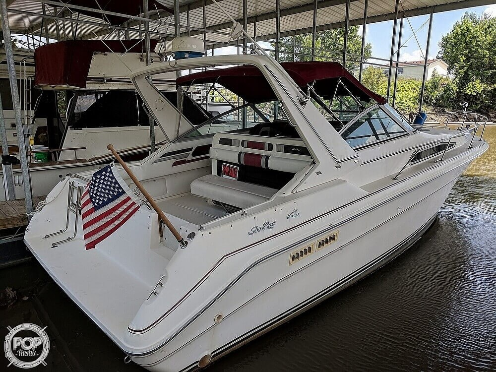 1990 Sea Ray boat for sale, model of the boat is 310 Sundancer & Image # 2 of 20