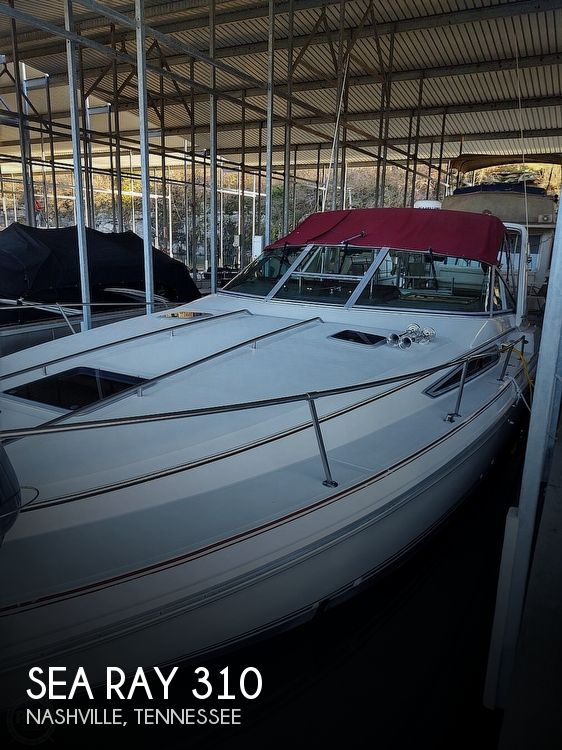1990 Sea Ray boat for sale, model of the boat is 310 Sundancer & Image # 1 of 20