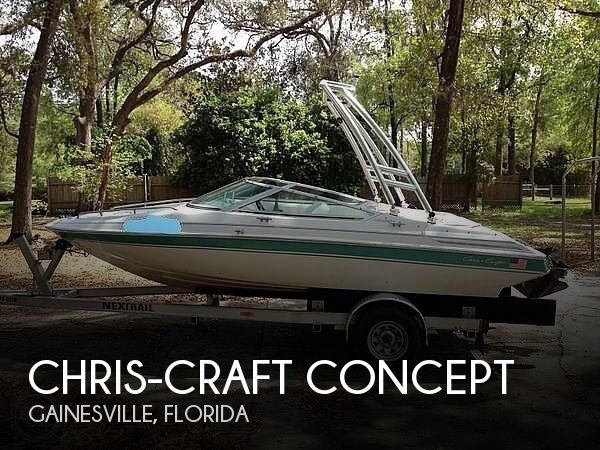 1994 Chris Craft boat for sale, model of the boat is Concept & Image # 1 of 6