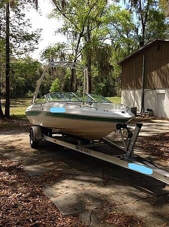 1994 Chris Craft boat for sale, model of the boat is Concept & Image # 4 of 6