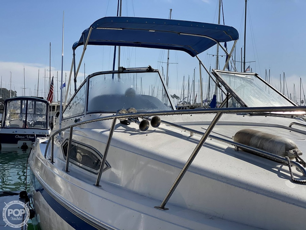 1994 Monterey boat for sale, model of the boat is 265 Cruiser & Image # 16 of 41