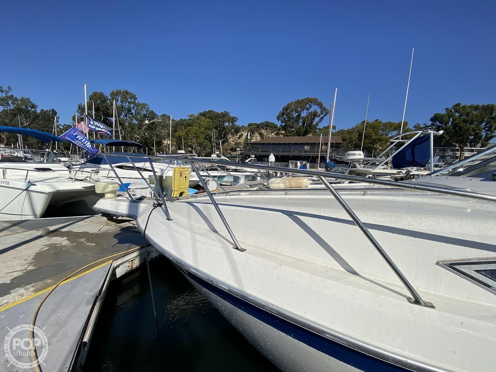 1994 Monterey boat for sale, model of the boat is 265 Cruiser & Image # 26 of 41
