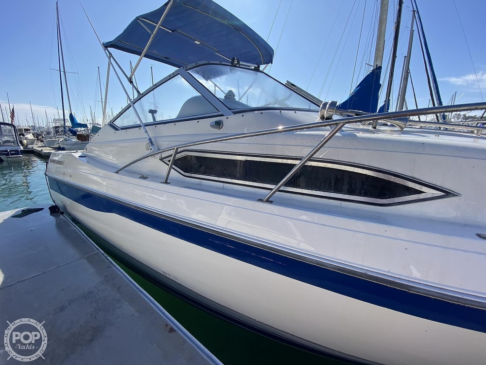 1994 Monterey boat for sale, model of the boat is 265 Cruiser & Image # 29 of 41