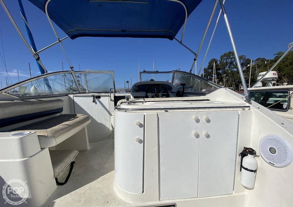 1994 Monterey boat for sale, model of the boat is 265 Cruiser & Image # 34 of 41