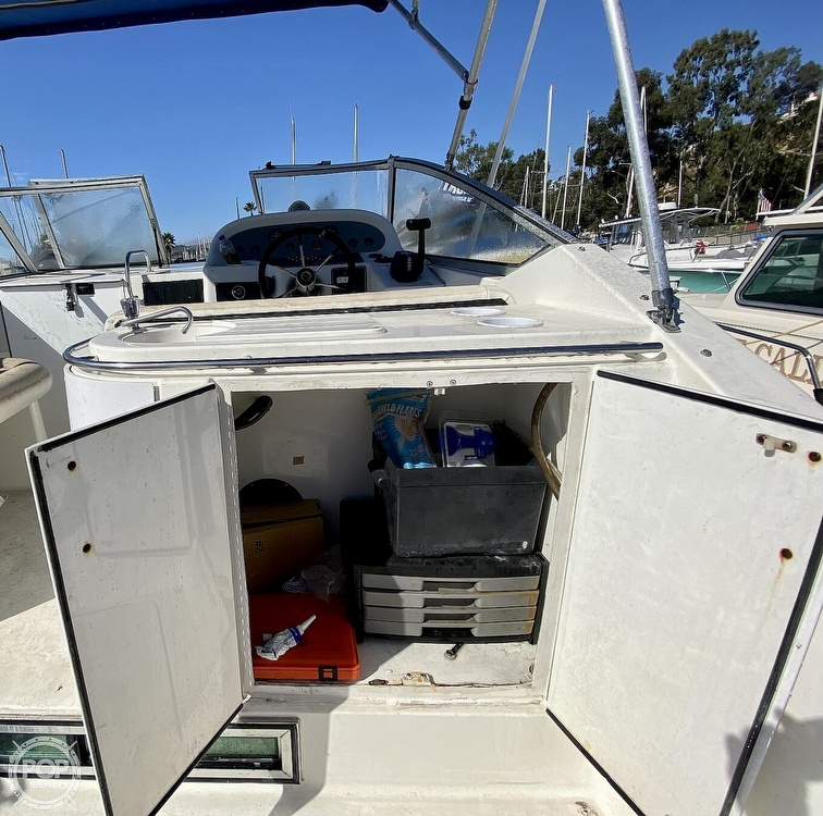 1994 Monterey boat for sale, model of the boat is 265 Cruiser & Image # 35 of 41