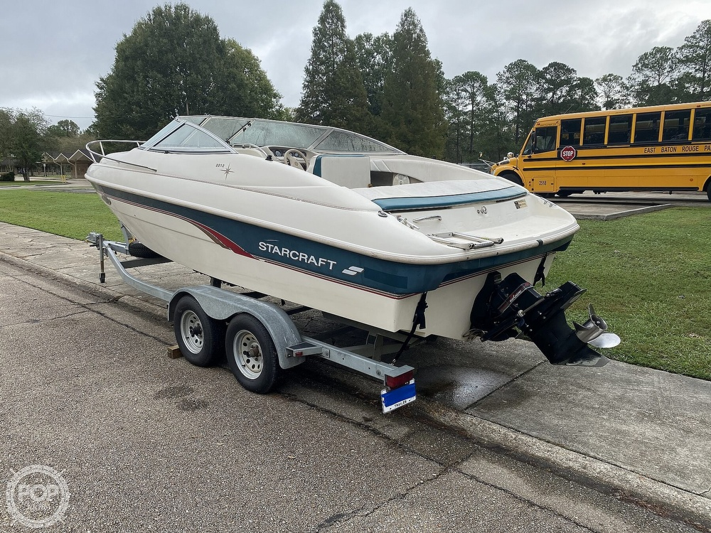 1997 Starcraft boat for sale, model of the boat is 2212 & Image # 10 of 40