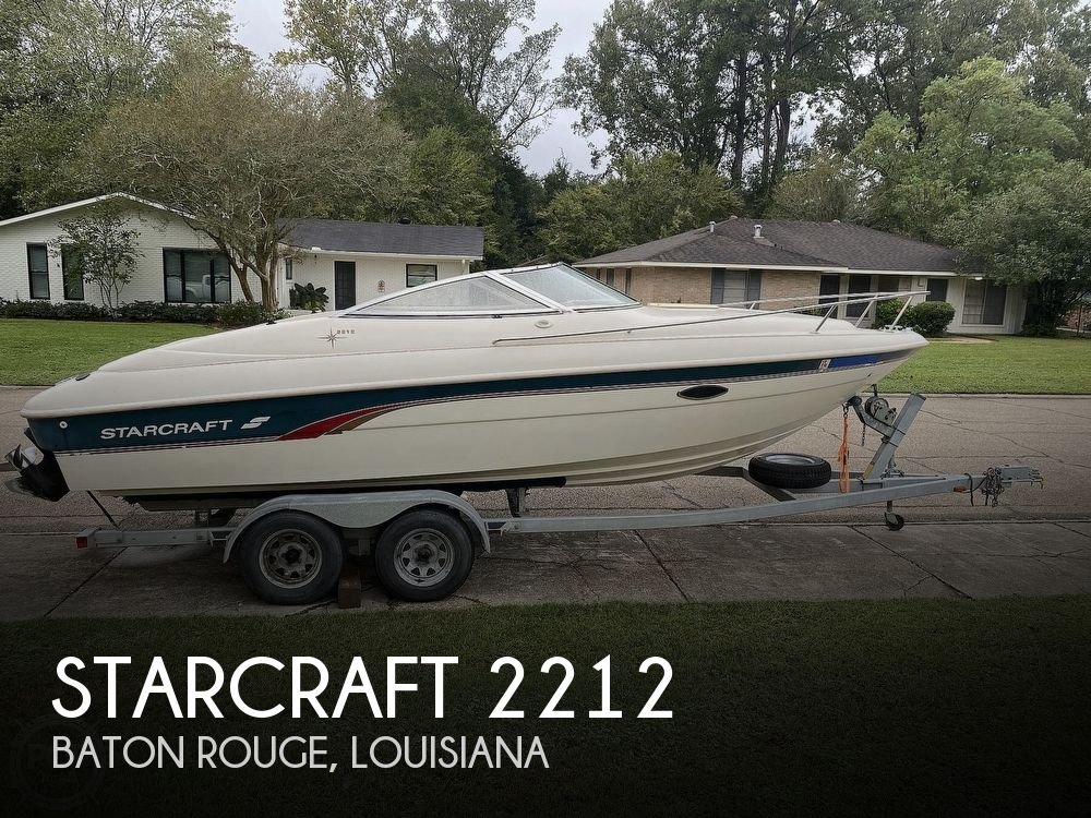 1997 Starcraft boat for sale, model of the boat is 2212 & Image # 1 of 40