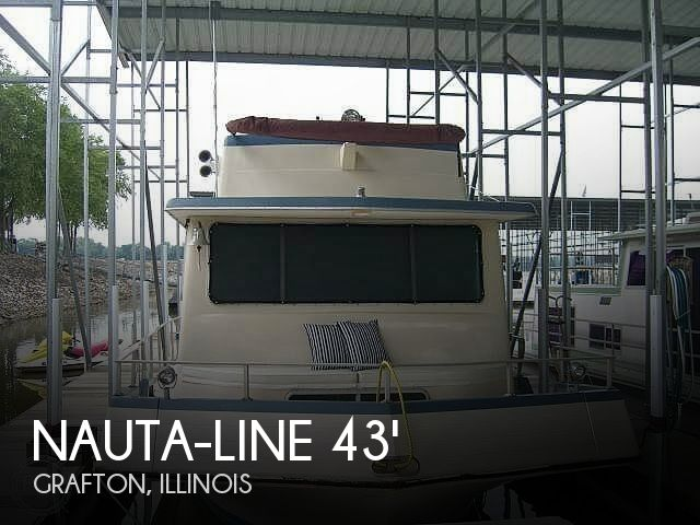 1975 Nauta-line boat for sale, model of the boat is Houseboat & Image # 1 of 40