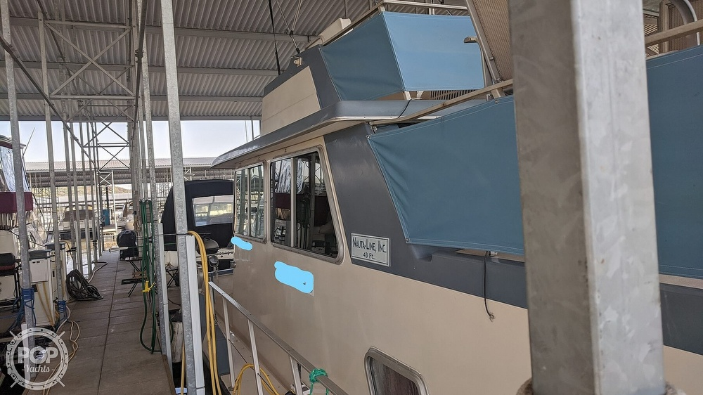 1975 Nauta-line boat for sale, model of the boat is Houseboat & Image # 6 of 40
