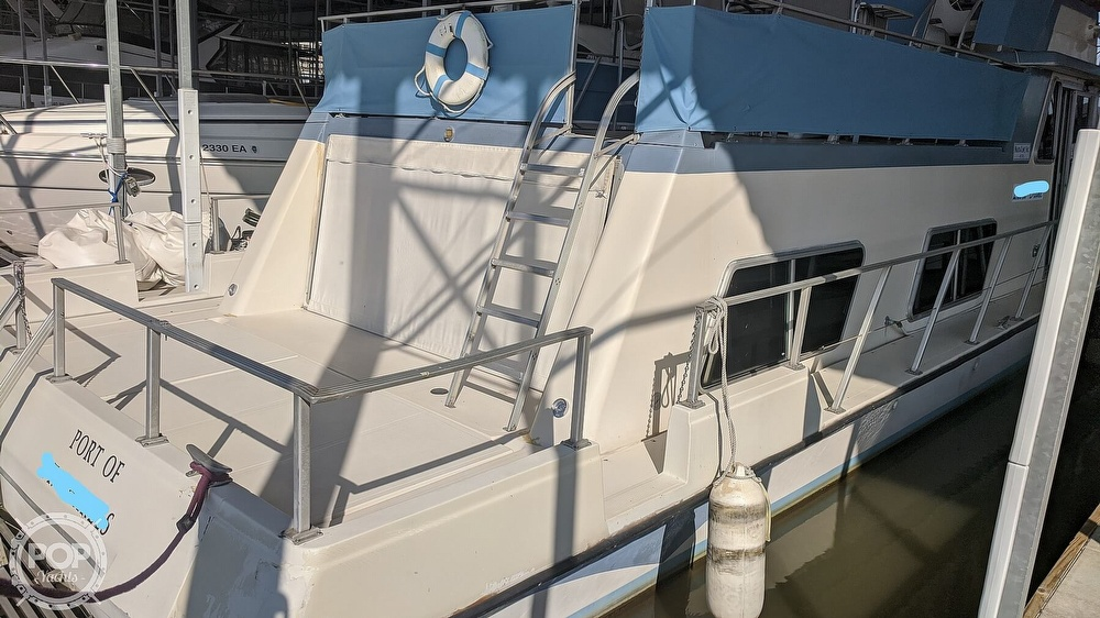 1975 Nauta-line boat for sale, model of the boat is Houseboat & Image # 15 of 40