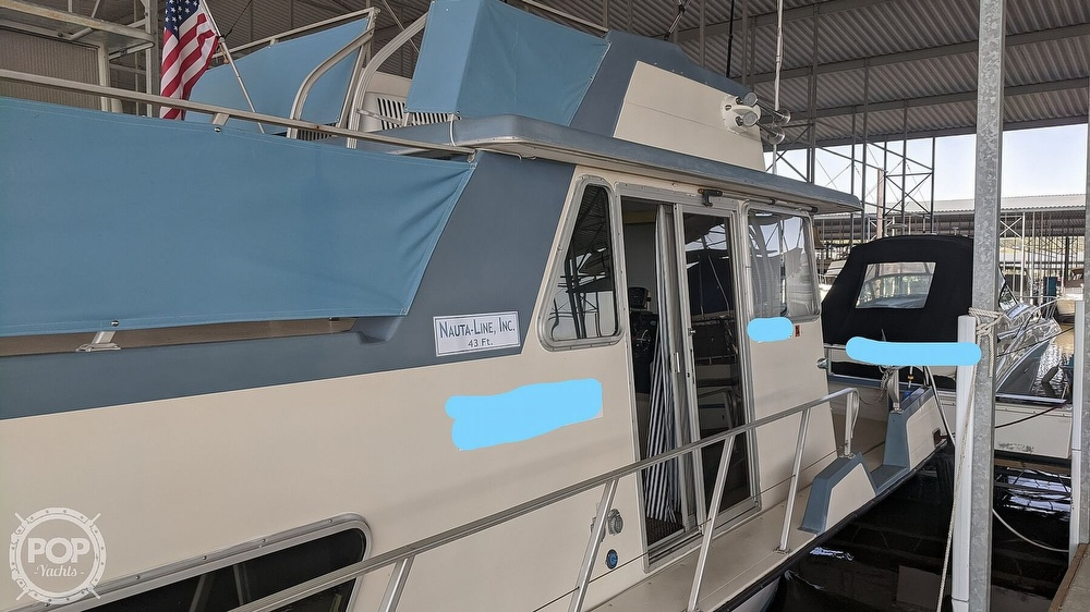 1975 Nauta-line boat for sale, model of the boat is Houseboat & Image # 24 of 40