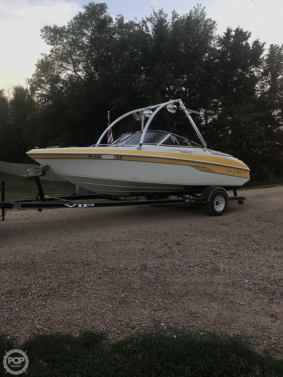 2001 VIP boat for sale, model of the boat is 1996 LTD Valiant & Image # 10 of 14