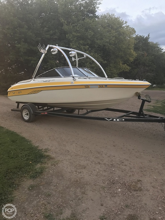 2001 VIP boat for sale, model of the boat is 1996 LTD Valiant & Image # 12 of 14