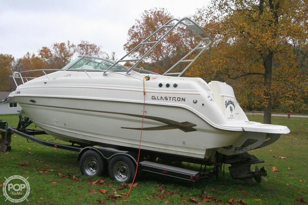 2004 Glastron boat for sale, model of the boat is GS279 & Image # 3 of 40