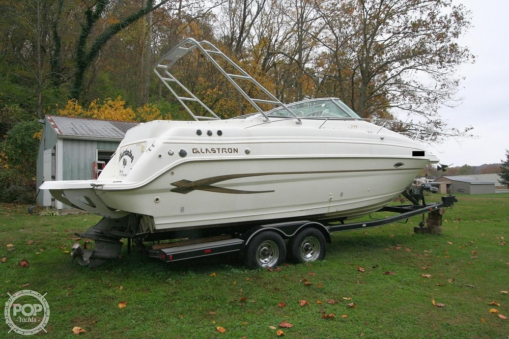 2004 Glastron boat for sale, model of the boat is GS279 & Image # 9 of 40