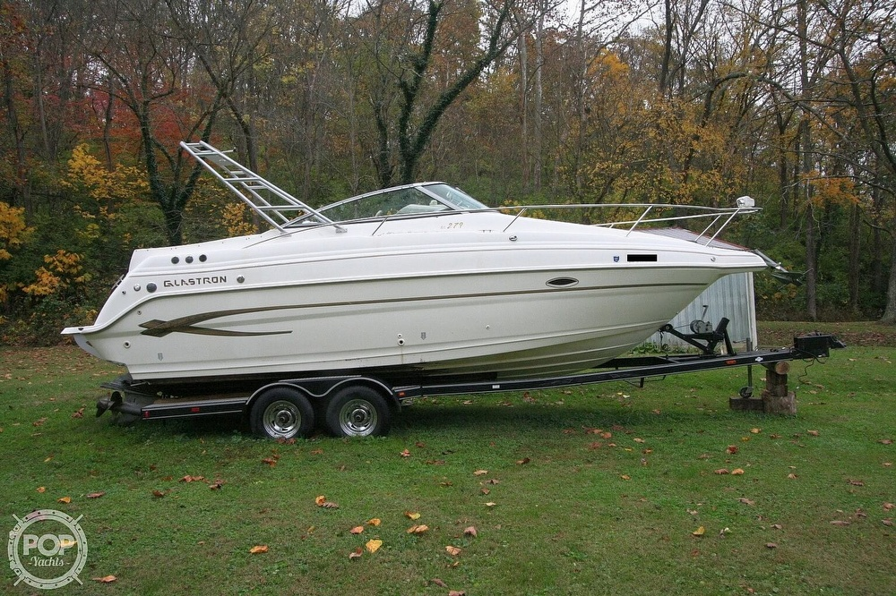 2004 Glastron boat for sale, model of the boat is GS279 & Image # 12 of 40