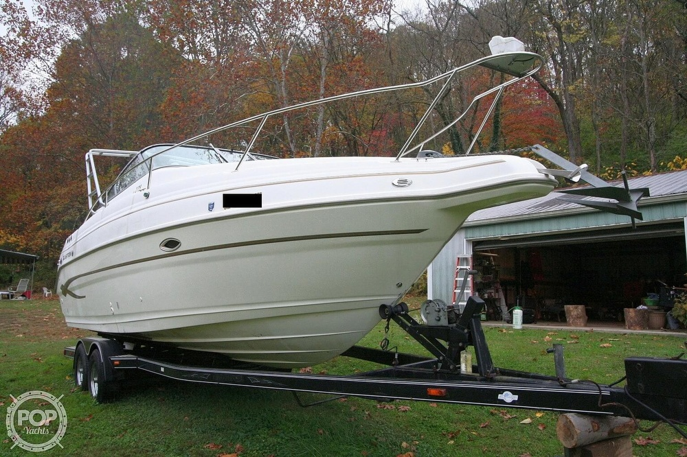 2004 Glastron boat for sale, model of the boat is GS279 & Image # 18 of 40