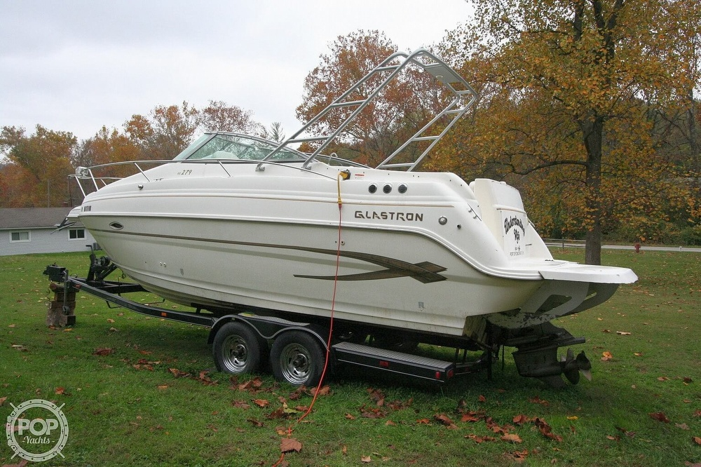 2004 Glastron boat for sale, model of the boat is GS279 & Image # 19 of 40