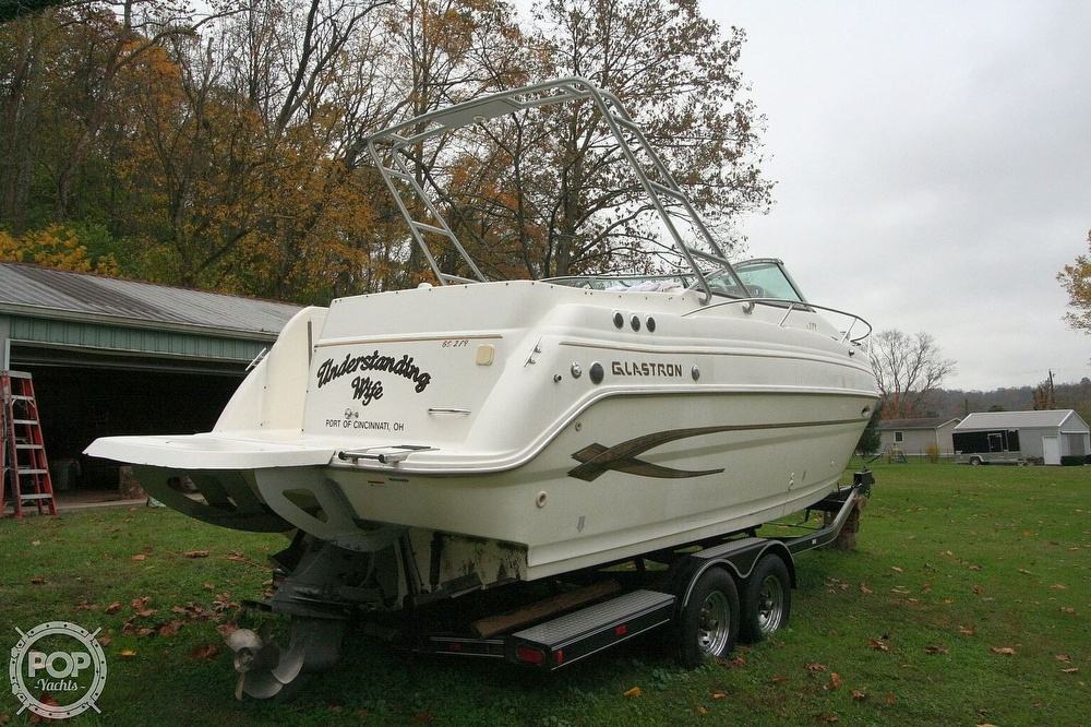 2004 Glastron boat for sale, model of the boat is GS279 & Image # 20 of 40