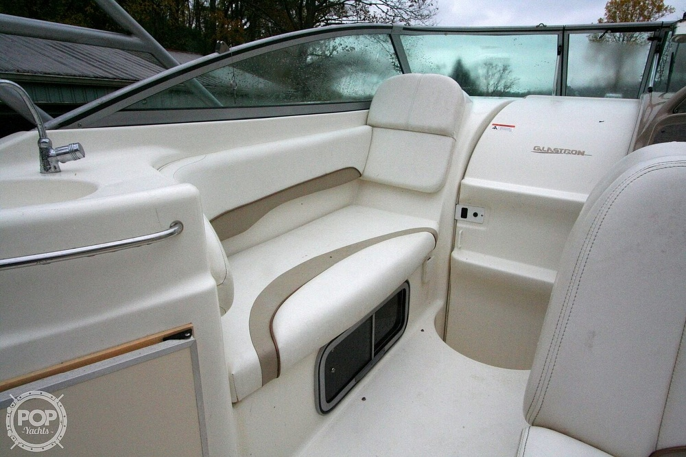 2004 Glastron boat for sale, model of the boat is GS279 & Image # 24 of 40