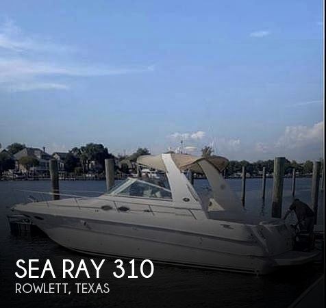 Used Sea Ray 31 Boats For Sale by owner | 2002 Sea Ray 310 Sundancer