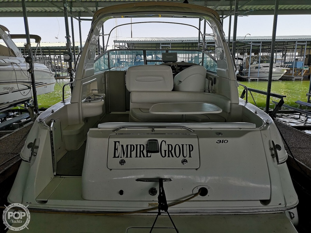 2002 Sea Ray boat for sale, model of the boat is 310 Sundancer & Image # 6 of 40