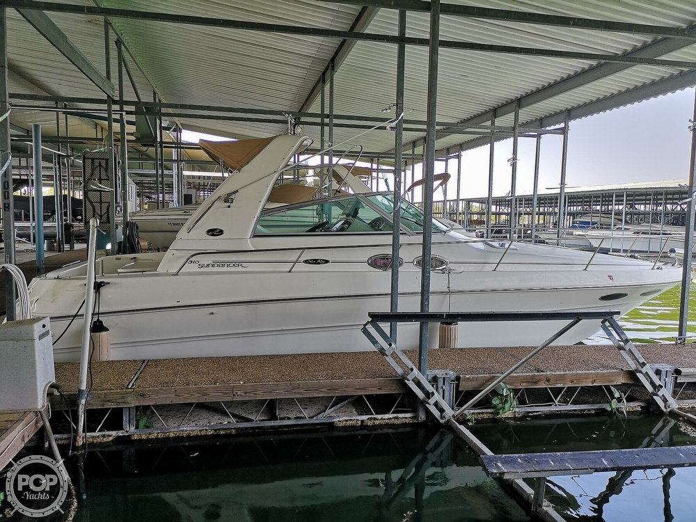 2002 Sea Ray boat for sale, model of the boat is 310 Sundancer & Image # 8 of 40