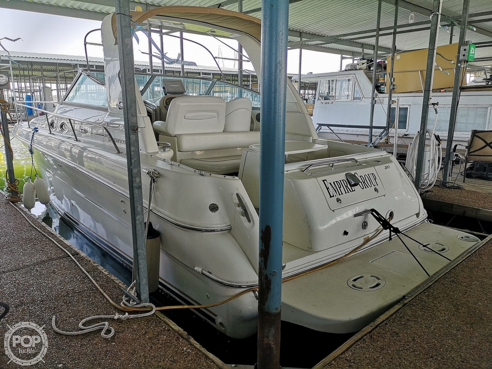 2002 Sea Ray boat for sale, model of the boat is 310 Sundancer & Image # 20 of 40