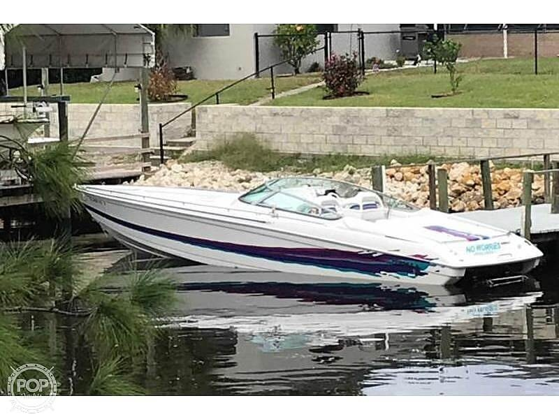 1998 Formula boat for sale, model of the boat is 353 & Image # 3 of 40
