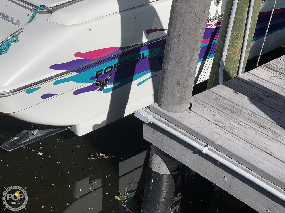 1998 Formula boat for sale, model of the boat is 353 & Image # 16 of 40
