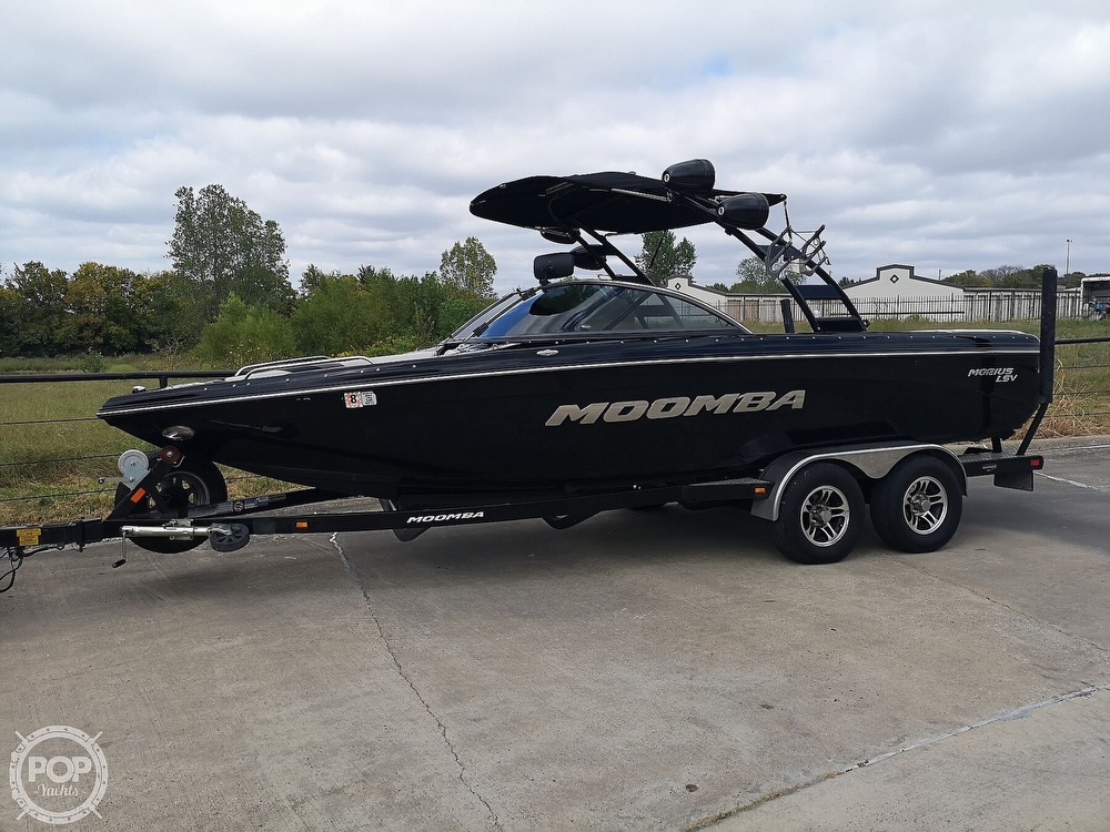 2007 Moomba boat for sale, model of the boat is Mobius LSV & Image # 6 of 40