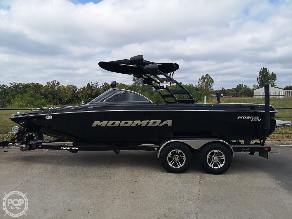 2007 Moomba boat for sale, model of the boat is Mobius LSV & Image # 7 of 40