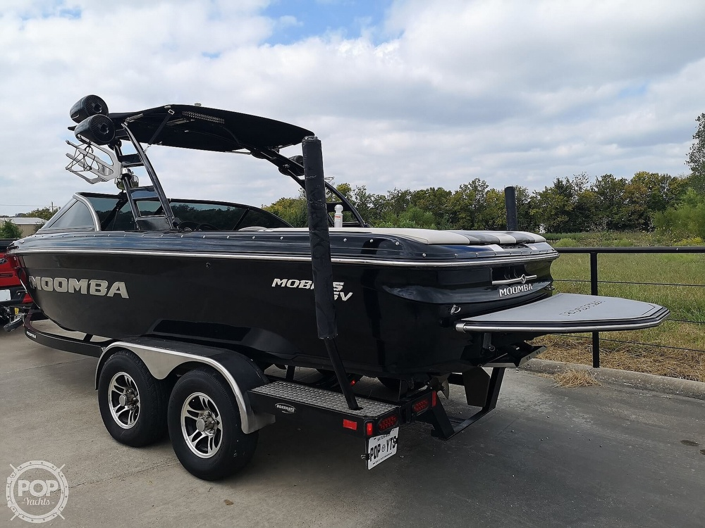 2007 Moomba boat for sale, model of the boat is Mobius LSV & Image # 8 of 40