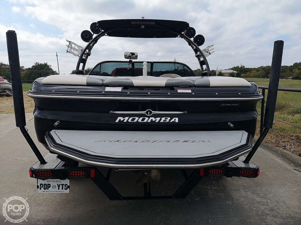 2007 Moomba boat for sale, model of the boat is Mobius LSV & Image # 5 of 40