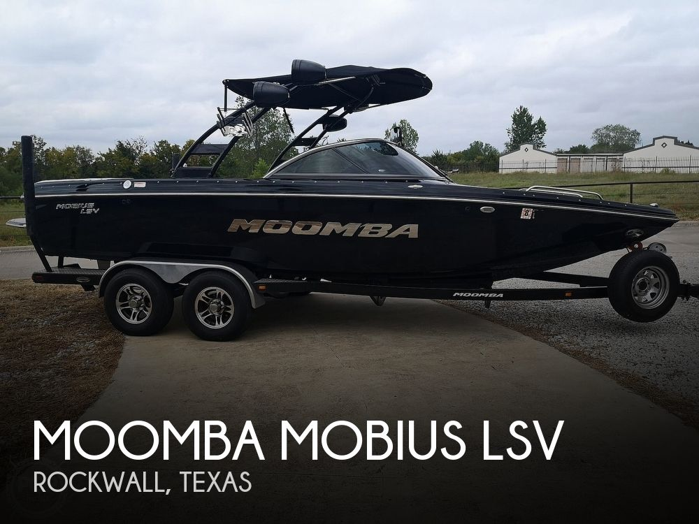 2007 Moomba boat for sale, model of the boat is Mobius LSV & Image # 1 of 40
