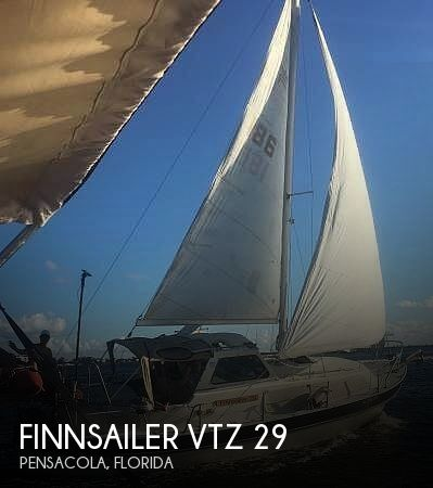 1976 Finnsailer boat for sale, model of the boat is VTZ 29 & Image # 1 of 40