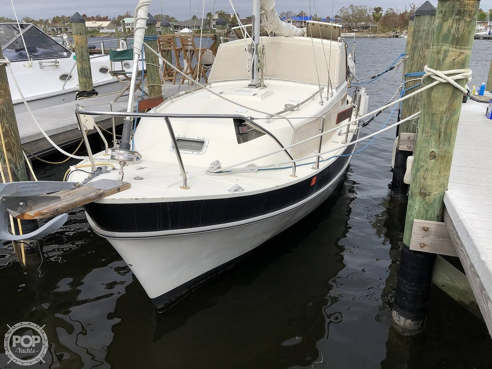 1976 Finnsailer boat for sale, model of the boat is VTZ 29 & Image # 2 of 40