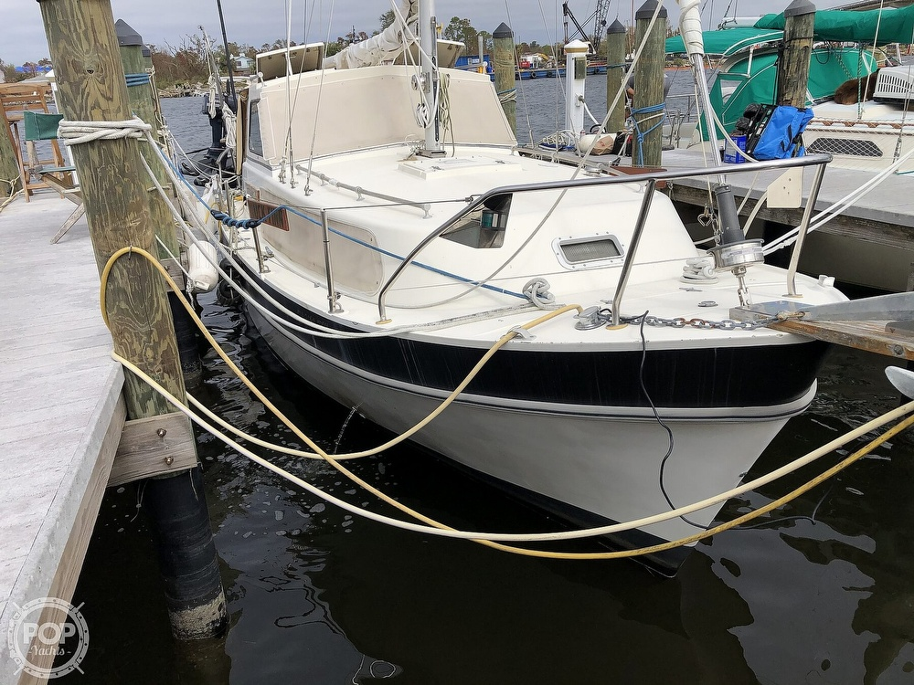 1976 Finnsailer boat for sale, model of the boat is VTZ 29 & Image # 3 of 40